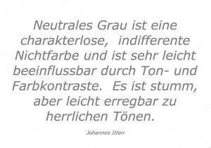 Zitat Johannes Itten